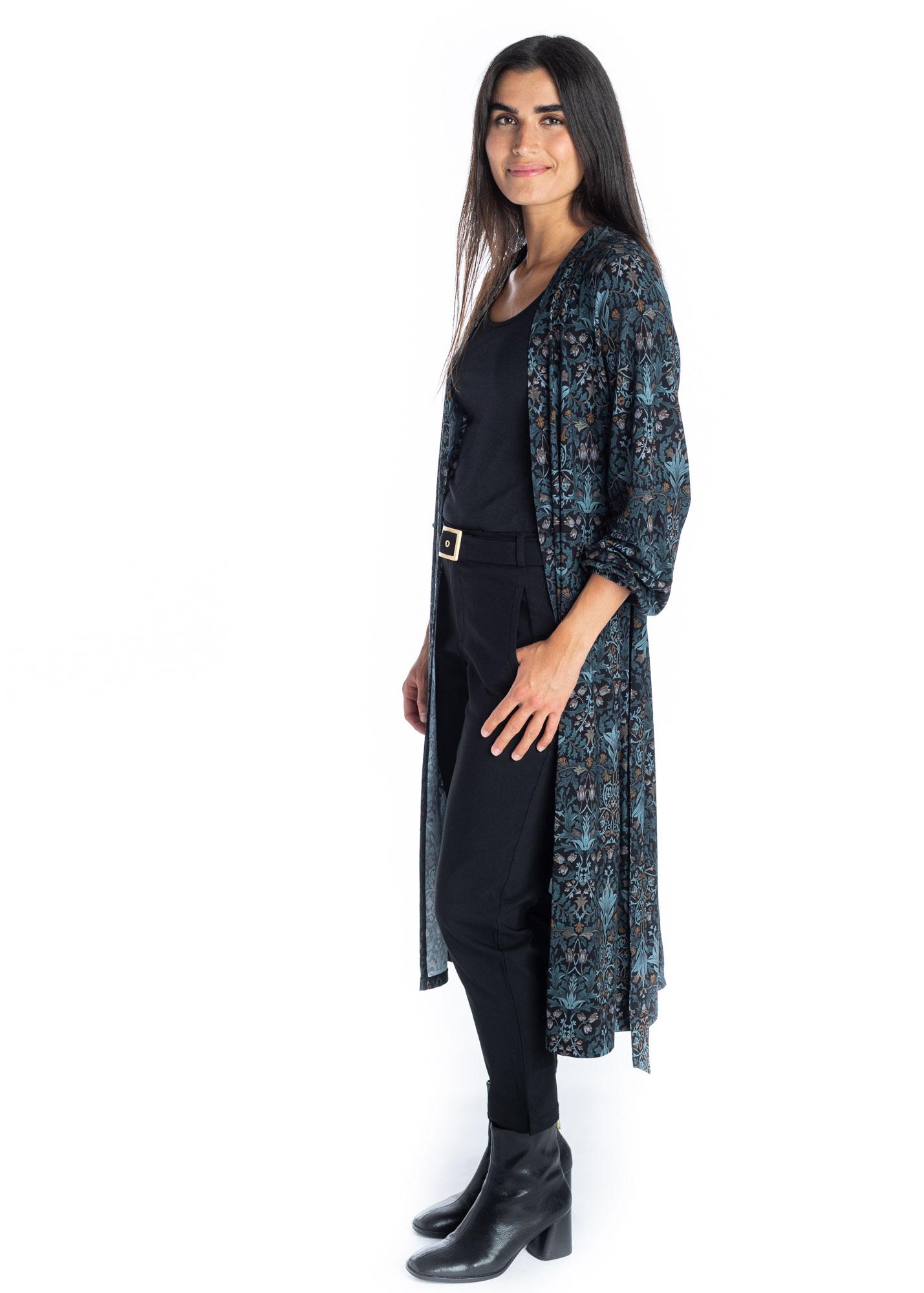 Violetta klänning svart