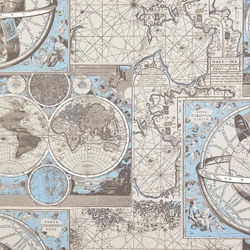Vallila Kompassi 4979 1 Kotitapetti
