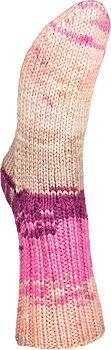 Raggi Beige/violet Batik