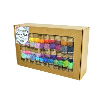 Scheepjes Cahlista  Färgpaket (109st -15g nystan )