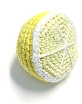 Citron halv