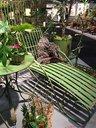 Solsäng - vilstol från Garden Living By Boysen