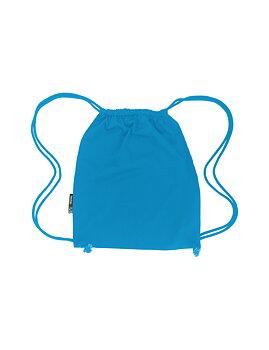 Twill Gym Bag, Sapphire, Neutral, Fairtrade & EKO (Ny färg 2020)