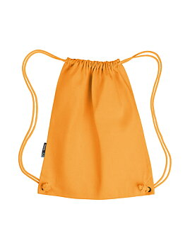 Twill Gym Bag, Okay Orange, Neutral, Fairtrade & EKO (Ny färg 2020)