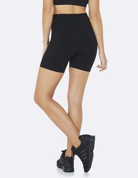 "High Waisted Active Short Tight 5"", Black, Boody Bamboo Eco Wear, EKO"