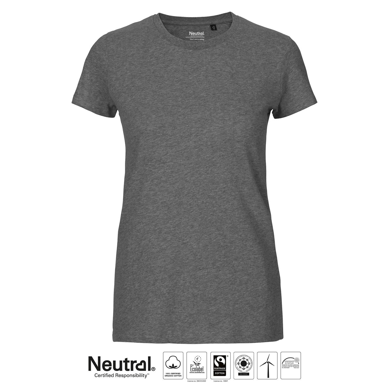 Farfarströja kortärmad T shirt, Herr, Vit, Neutral