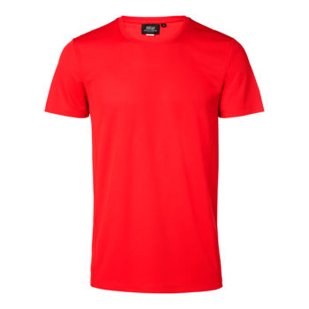Kids Functional t-shirt Ray, Red, South West Everywear, 100% Recycled