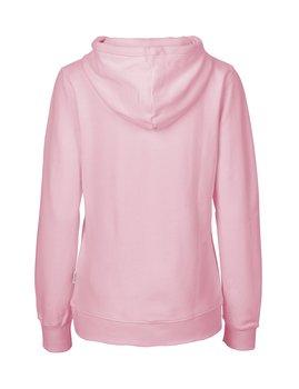 Hoodie Neutral, Dam, Light Pink, Fairtrade & EKO (Ny färg 2020)