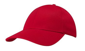 Keps ECO 4050, Red, Headwear, 100 % Recycled