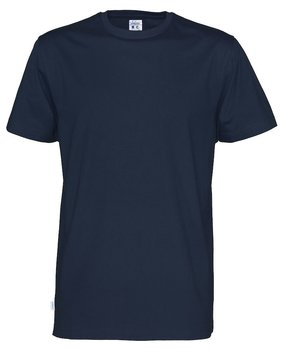 T-shirt Cottover Klassisk, Herr, Navy Blue, Fairtrade & Ekologisk