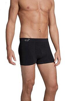 Men's Boxers, Svart, Boody Bamboo Eco Wear, Ekologisk