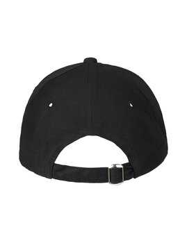 Twill Cap Neutral, Black, Fairtrade & EKO