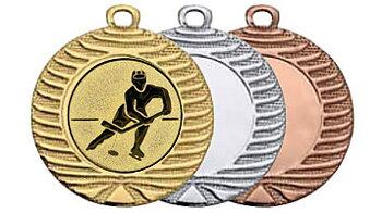 Medaljer 40 mm - Pris inklusive valfritt motiv, medaljband och valfri text på baksidan