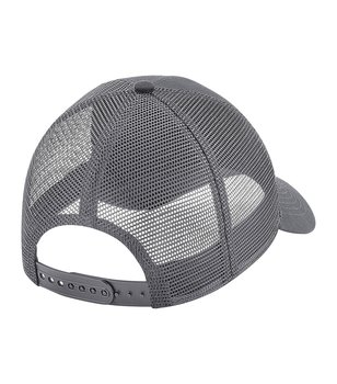 Organic Cotton Trucker, Graphite Grey, Beechfield, EKO