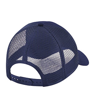 Organic Cotton Trucker, Oxford Navy, Beechfield, EKO