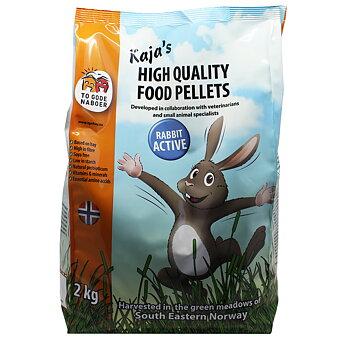 Kaninfoder Pellets Aktiv To Gode Naboer