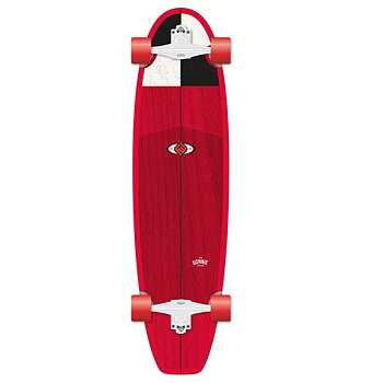 FLYING WHEELS Surf Skateboard 38 Donnie Capitol