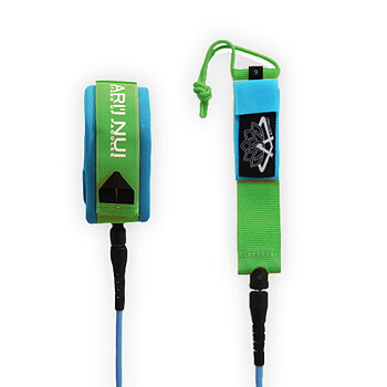 ARIINUI SUP coiled KNÄ Leash 9.0