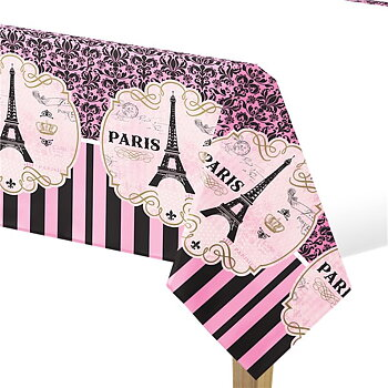 A Day in Paris - Table Cover