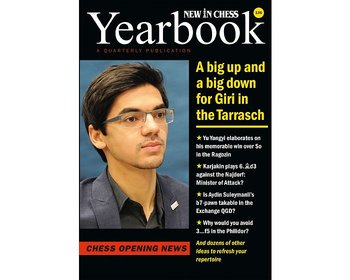 New in chess Yearbook 136 MP