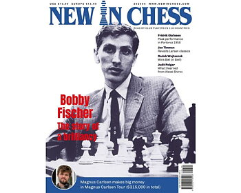New In Chess 2020/6: The Club Player's Magazine