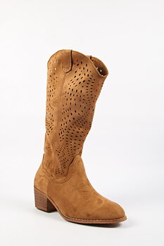 Ethnic Boots Camel