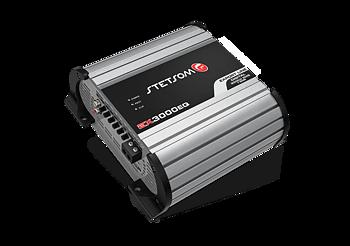 STETSOM - Ex3000eq 1 eller 2 ohm monoblock