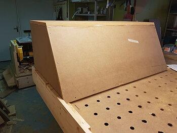 Vi bygger din baslåda