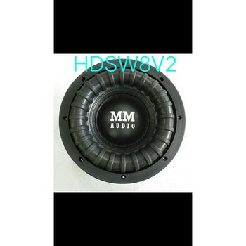 MM Audio HD SW-8 V2 trippel låda