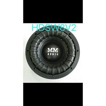 MM Audio HD SW-8 V2
