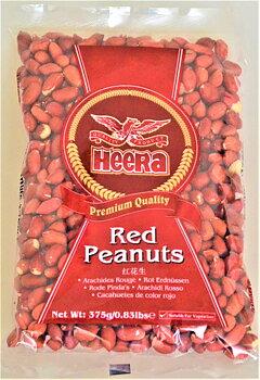 HEERA Red Peanuts 375g