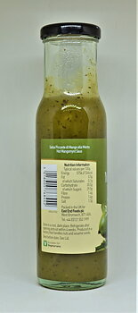 EAST END Mango mint Sauce (hot) 260g