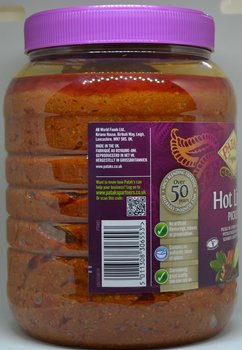 PATAKS Lime Pickle (Hot) 2,3kg