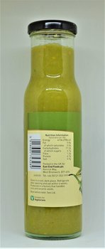EAST END Green Chilli Sauce (very hot) 260g