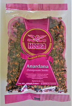 HEERA Anardana (Pomegranate Seeds) 100g