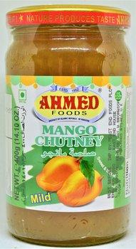 AHMED Mango Chutney mild 400g