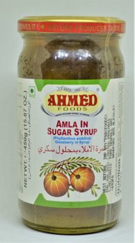 AHMED Amla In Sugar Syrup 450g   (AMLA MURABBA )