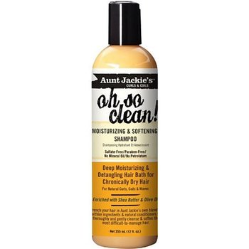 AUNT JACKIE'S Oh So Clean 355ml