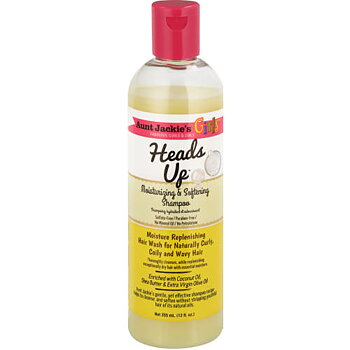 AUNT JACKIE'S Heads Up 355ml