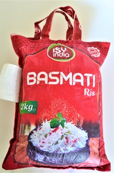 ISY India Basmati Rice 2kg