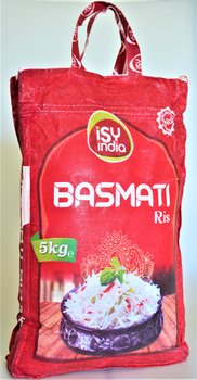 ISY India Basmati Rice 5kg