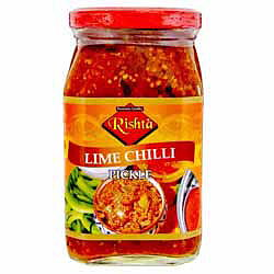 Rishta Lime Chilli 400g