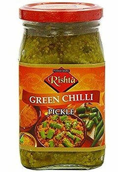 Rishta Green Chilli 400g