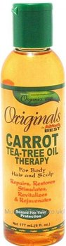 Organics Carrot Tea-Tree Oil Thearapy 177ml