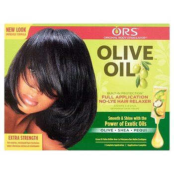 ORS Olive Oil Full Application No-Lye Hair Relaxer ( Extra Strength)