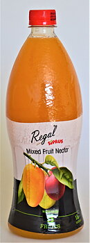 REGAL Mixed Fruit Nectar 1 liter
