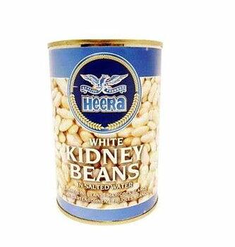 HEERA White kidney Beans 400g