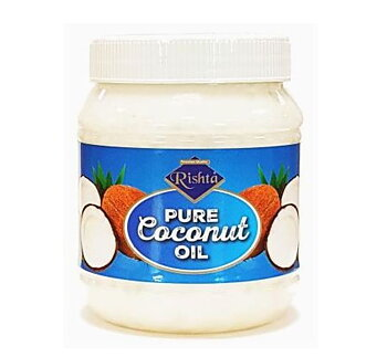 RISHTA Pure Coconut Oil 500ml