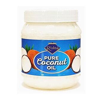 RISHTA Pure Coconut Oil 500ml