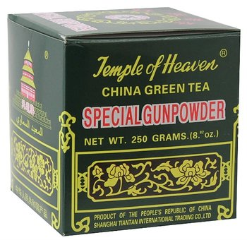 TEMPLE ROUGE CHINA GUNPOWDER SPECIAL GUNPOWDER 200G